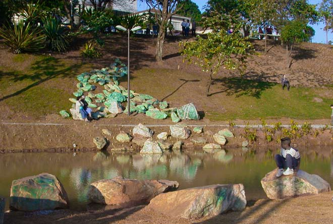 Cachoeira - Parque Vila Maria - SP