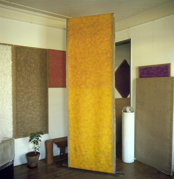 Pintura Rolante - Amarelo
