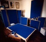 Campos de Cor - Painel Azul