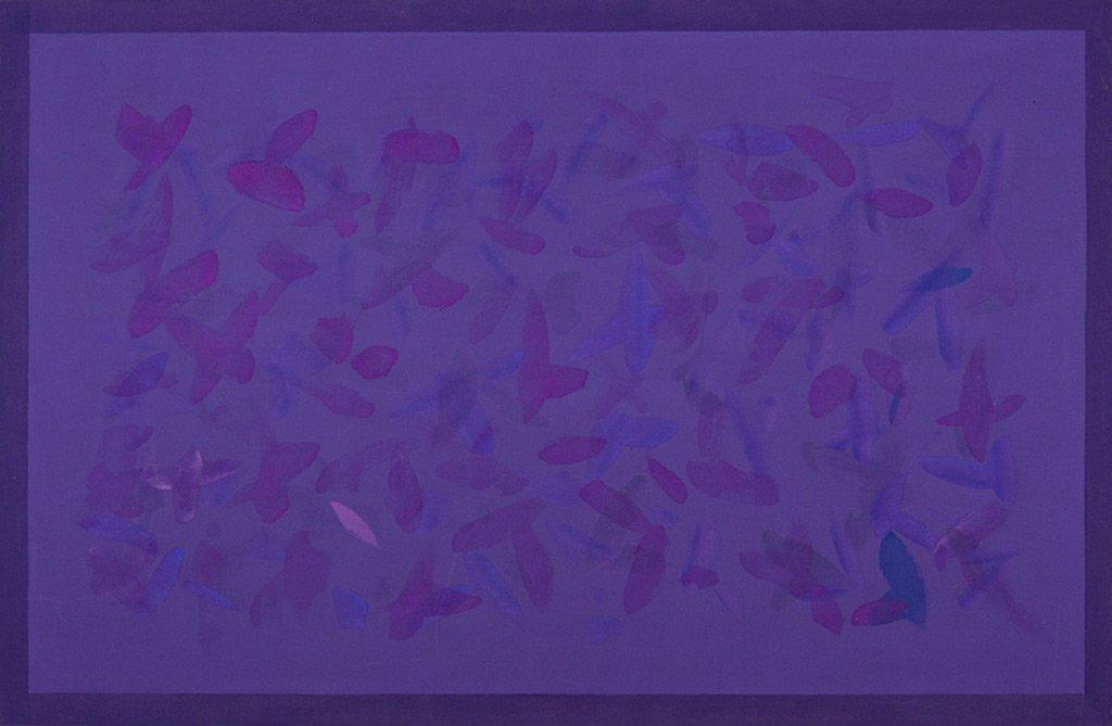 S. Campos de Cor - Violetas (2013)