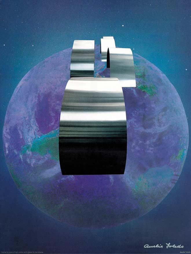 Sete Ondas - Uma Escultura Planetária (1994)